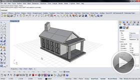 Un edificio semplice