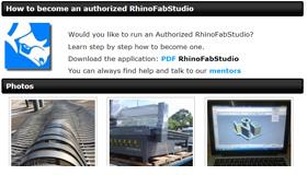 Rhino FabStudio