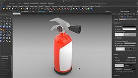 Extiguisher Mac