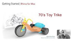 Toy Trike Mac