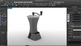 Coffee Grinder Mac