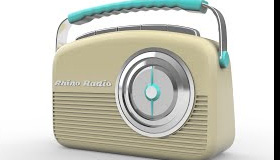 Retro Radio Mac