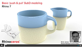 Basic SubD Modeling