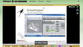 Grasshopper für Fortgeschrittene