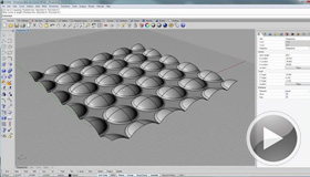 Modellierung von 3D-Texturen