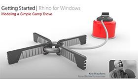 Modellierung eines Campingkochers