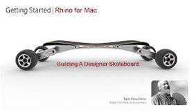 Skateboard in Mac