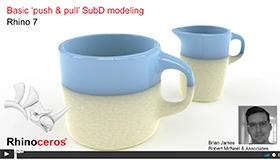 Einfache SubD-Modellierung