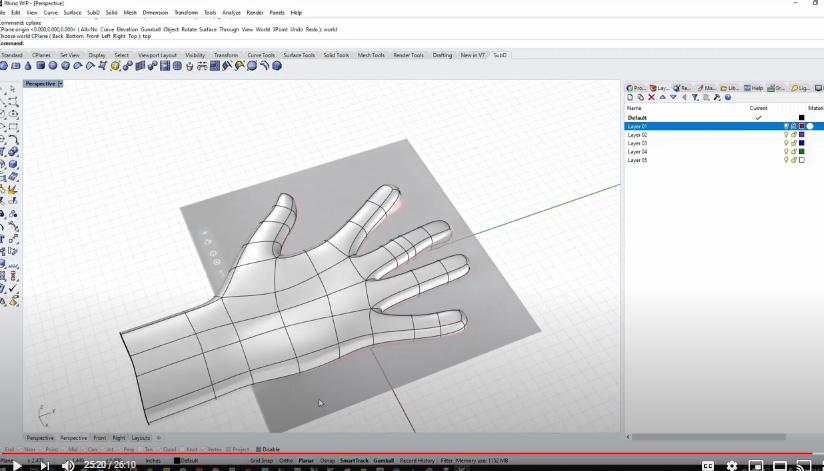 Beginnen Sie mit der Blockerstellung einer Hand
