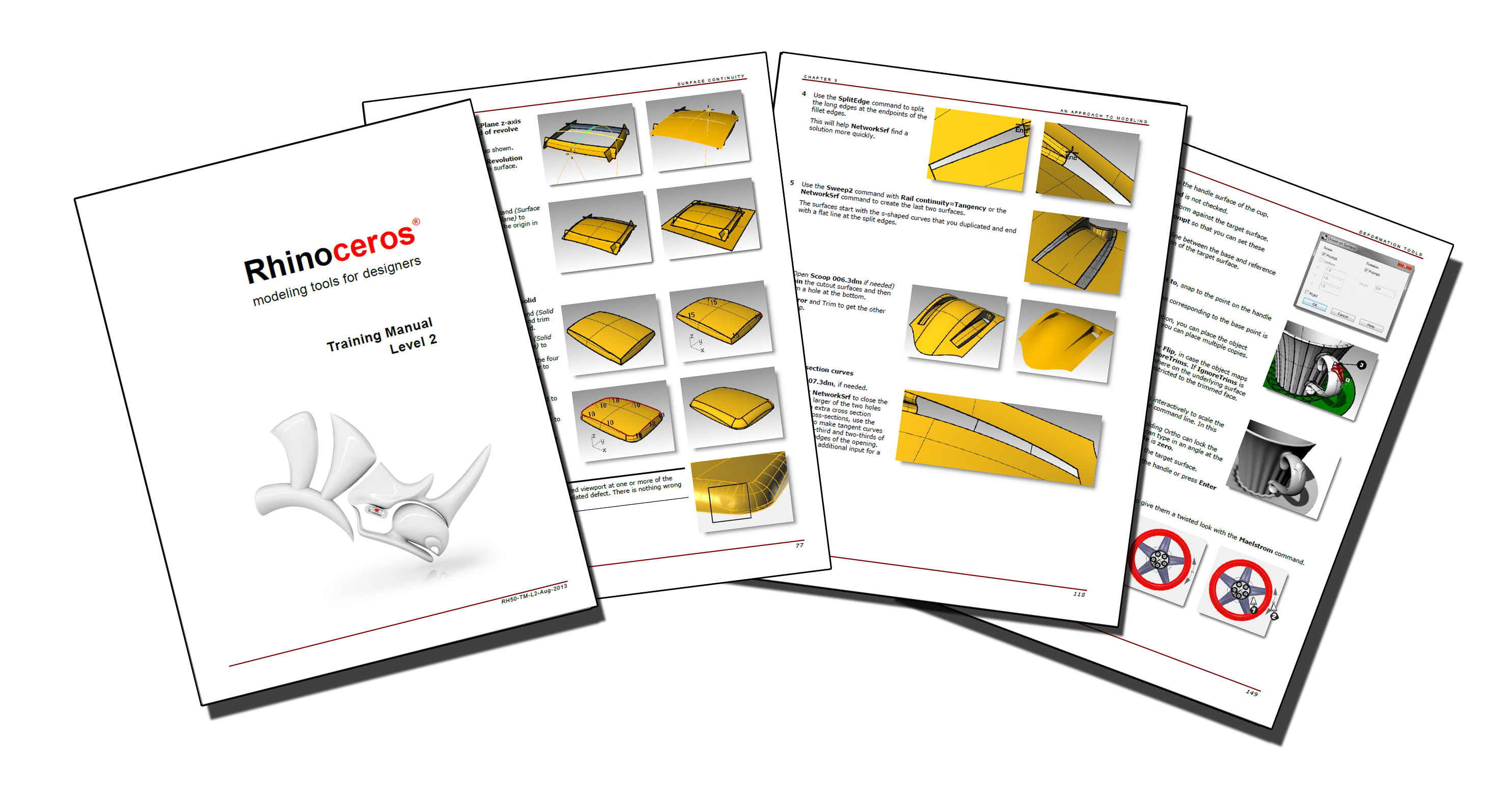 Learning to use rhino tutorials collection level 2 guide baditri Choice Image