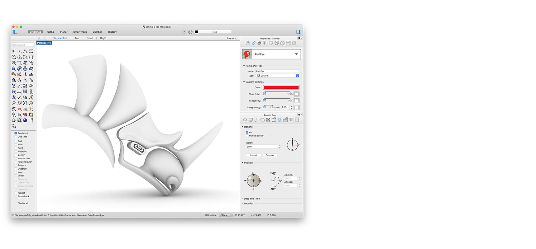 Rhino Mac App