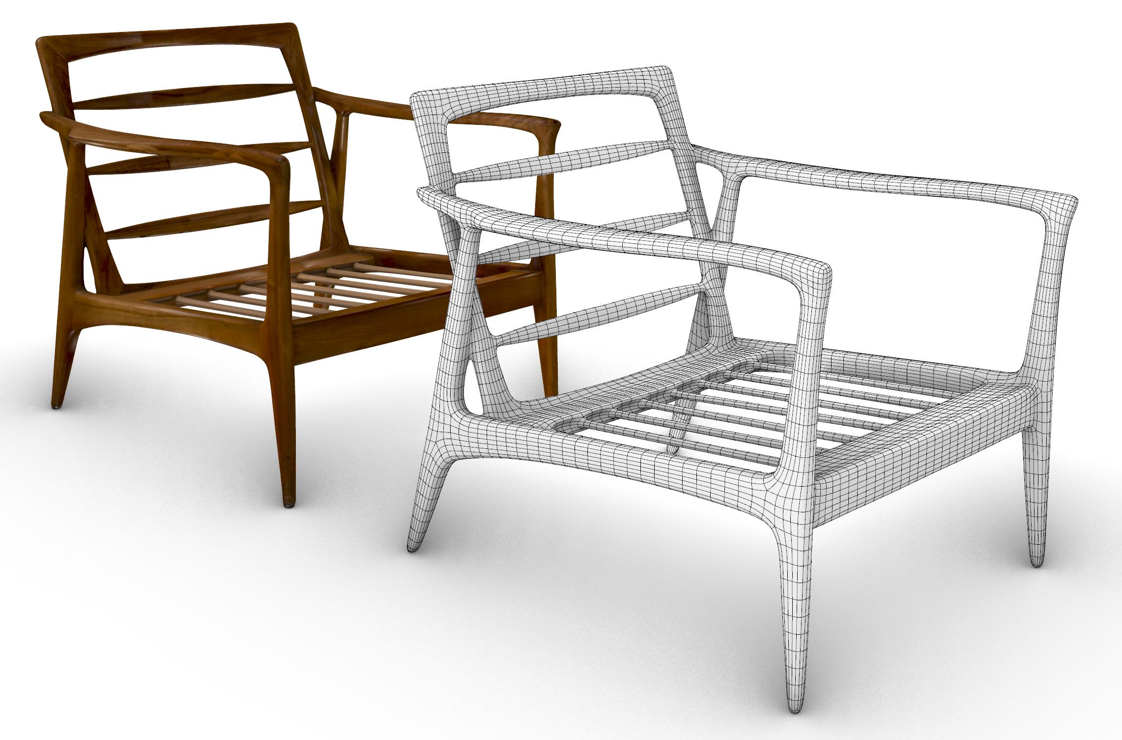 SubD Chair Martin Siegrist